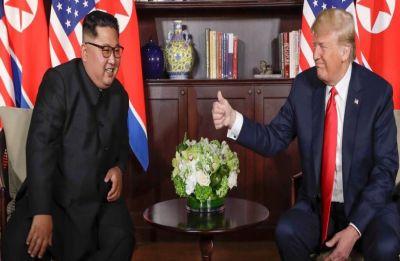 Donald Trump says second summit with Kim Jon-Un 'quite soon'