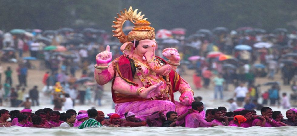 Pune cops file 75 cases of noise pollution during Ganpati immersion processions (Photo- Twitter)