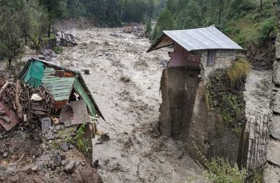 Over 20 dead as rains wreak havoc in north Indian states; Punjab issues 'red alert'