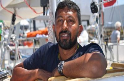 Indian Navy Commander Abhilash Tomy rescued by French vessel after Golden Globe Race injury