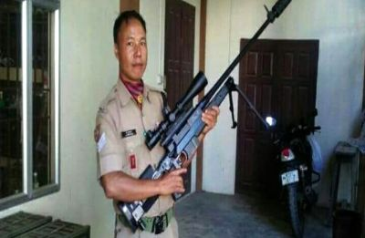 Mizoram Police purchases sniper rifles from Switzerland