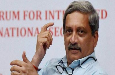 Two BJP ministers removed from Manohar Parrikar's cabinet in Goa