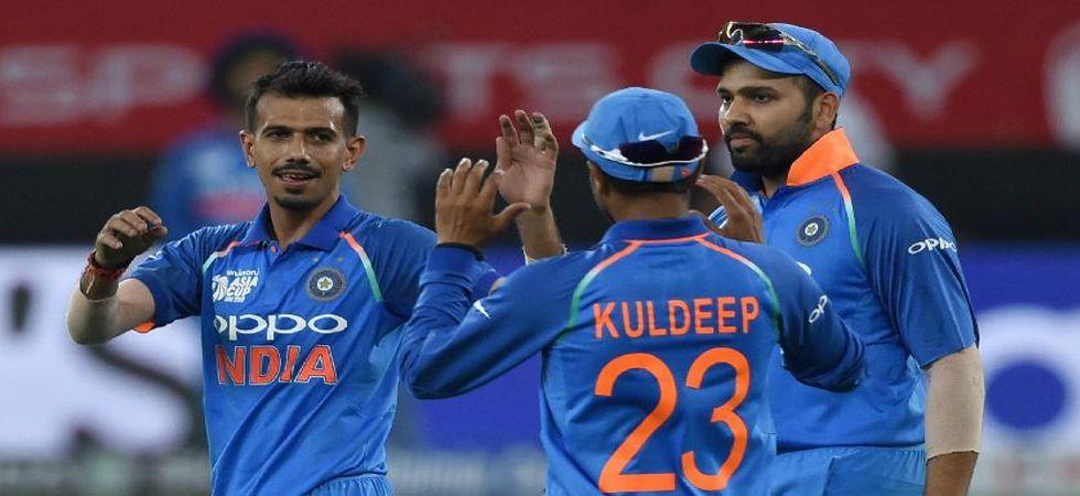 Skilful bowling pool behind India's success: Chahal (Photo: Twitter)