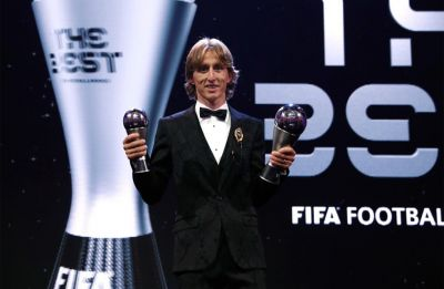 Luka Modric beats Cristiano Ronaldo to win FIFA Best Player of the Year, Mohamed Salah bags the Puskas