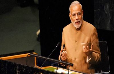 PM Modi gets UN's highest environmental honour 'Champions of the Earth'