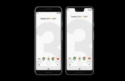 Google Pixel 3, Pixel 3 XL launch nears; fresh renders reveal black, white colour variants
