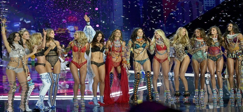 Victoria's Secret Fashion Show 2018 (Photo:Twitter)