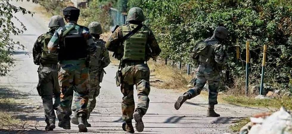 J&K: Three encounters underway between security forces, militants (File Photo)