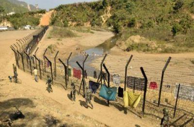 Mizoram: Indo-Bangla border conference held in Aizawl