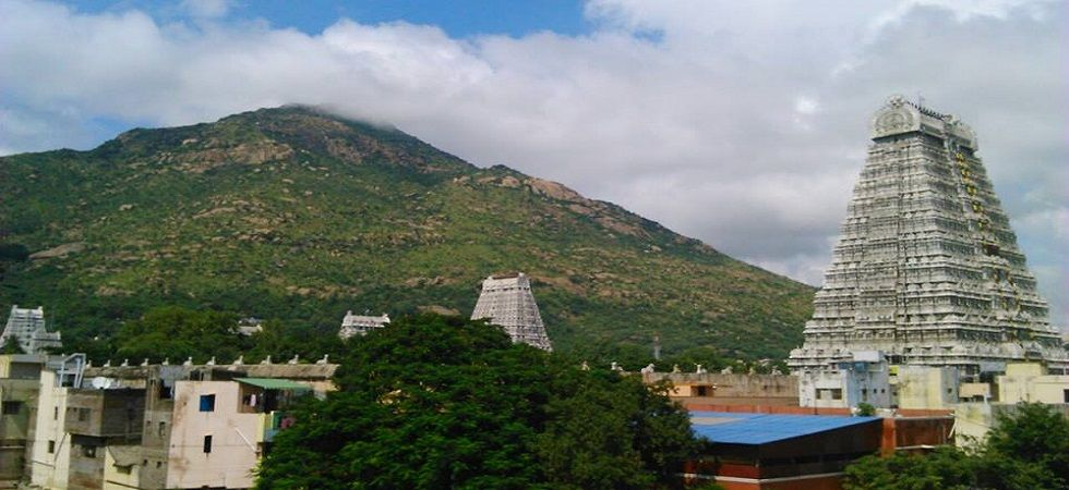 Tiruvannamalai hills in Tamil Nadu (Photo- Facebook)