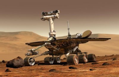 NASA's Opportunity rover spotted, but no sign of activity