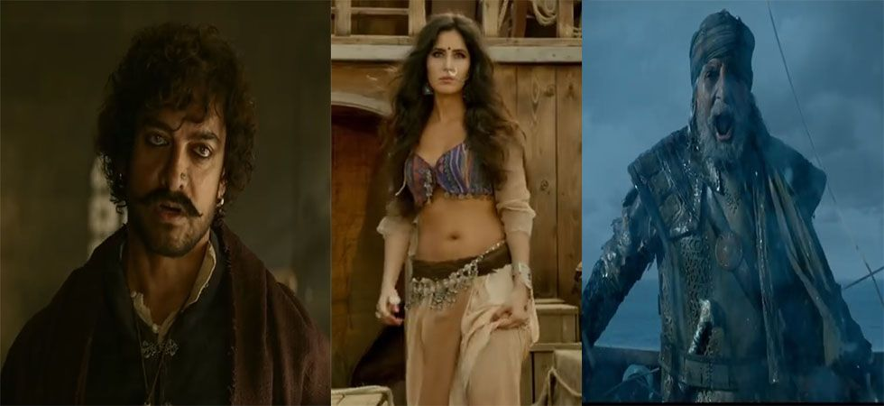Thugs of Hindostan trailer: Will Aamir Khan prove himself as 'biggest thug' of Hindostan? (YouTube)