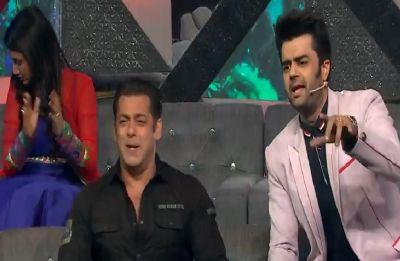 Indian Idol 10: Salman Khan 'too much fun' moments with 'Loveyatri' star cast