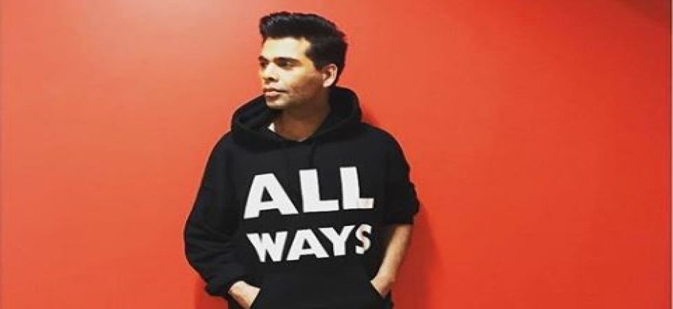 Karan Johar shares pic of his 'biggest blockbuster ever'; see THIS epic star cast (Instagram)