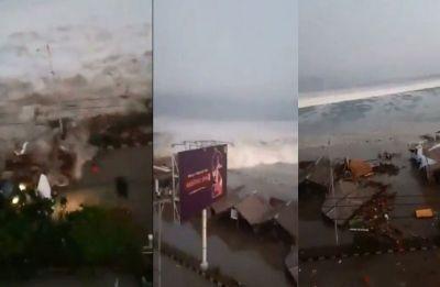 Indonesia Tsunami: Palu airport closed, families missing as massive sea waves hit Sulawesi Island