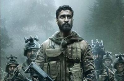 'URI' first look unveiled: Vicky Kaushal looks every bit of rustic and captivating