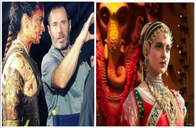 Kangana Ranaut oozes grandeur in Manikarnika's new poster; Teaser to be released on Gandhi Jayanti