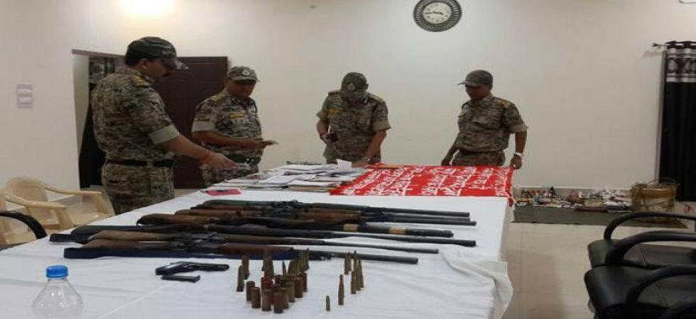 Chhattisgarh: 15 Naxals surrender in Sukma district (File Photo- PTI)