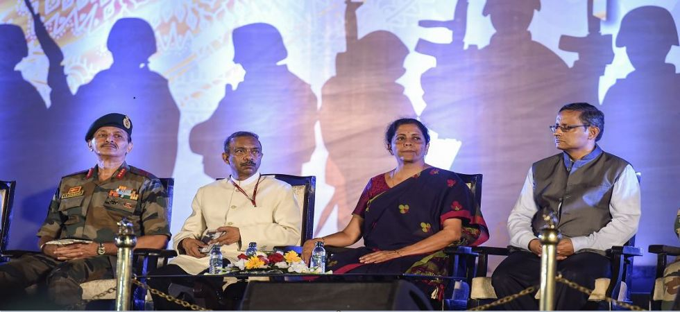 Surgical Strike Day: Sitharaman dares Pak to infiltrate Indian border (Photo Source: PTI)
