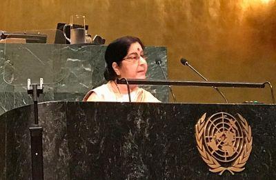 At UNGA, Sushma Swaraj's seven-minute 'surgical strike' against Pakistan