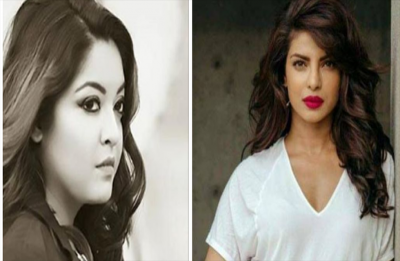 After Twinkle, Tanushree calls out Priyanka Chopra for calling her a 'survivor'