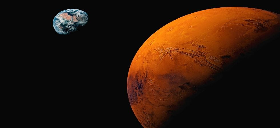 Mangalyaan: ISRO's Mars orbiter mission completes four years, know about India's first interplanetary mission (Image: Twitter)
