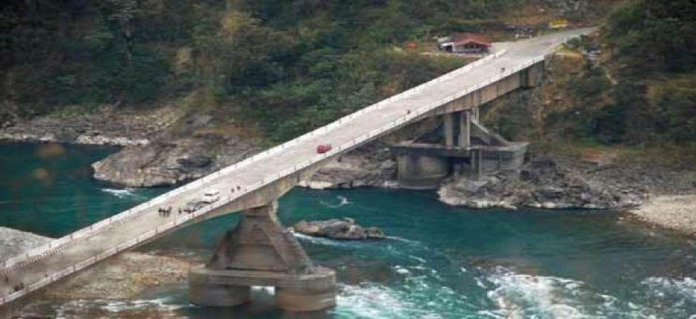 New bridge on strategic inaugurated in Arunachal Pradesh (File Photo- Twitter)