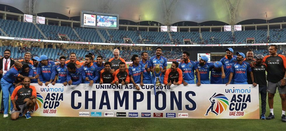 Asia Cup 2018 Final: 10 interesting stats as India create history by defeating Bangladesh by 3 wickets (Photo: Twitter)