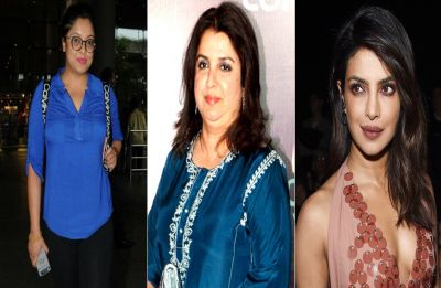Tanushree Dutta's fight is not gender centric, she is upset with Farah Khan and Priyanka Chopra too