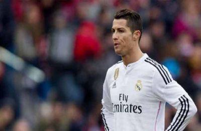 Football star Cristiano Ronaldo denies rape allegations, plans to take legal action