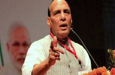 Rafale Deal: Rajnath Singh accuses Opposition of misleading people