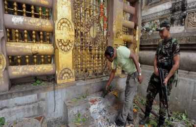 Bodhgaya blast: NIA says explosive set off to show solidarity with Rohingyas