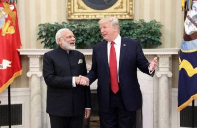 Trump administration wants trade deal with India: White House