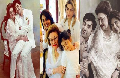 Raj Kapoor's wife Krishna Raj Kapoor passes away at 87; Anil Kapoor reaches Chembur residence
