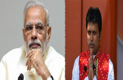 PM Modi's one brother is grocer, another drives auto, says Tripura CM Biplab Deb