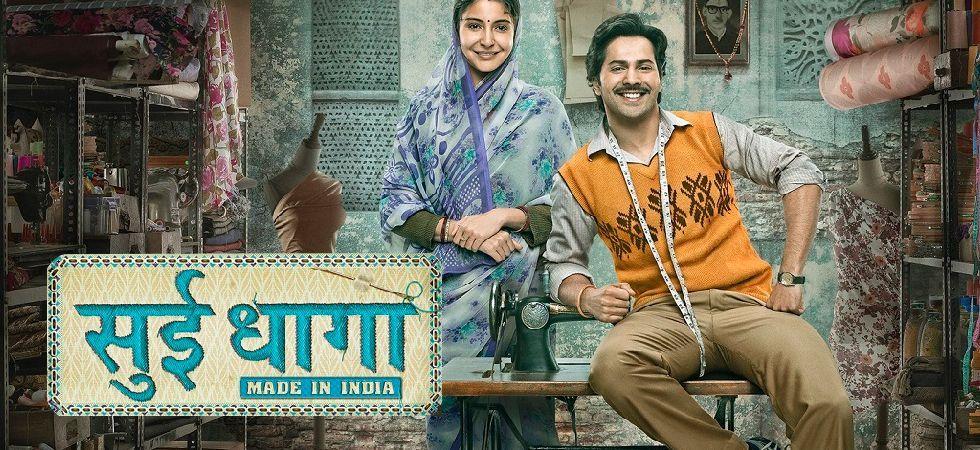 Sui Dhaaga box-office: Varun Dhawan-Anushka Sharma starrer crosses Rs 30 crore mark  (Twitter)