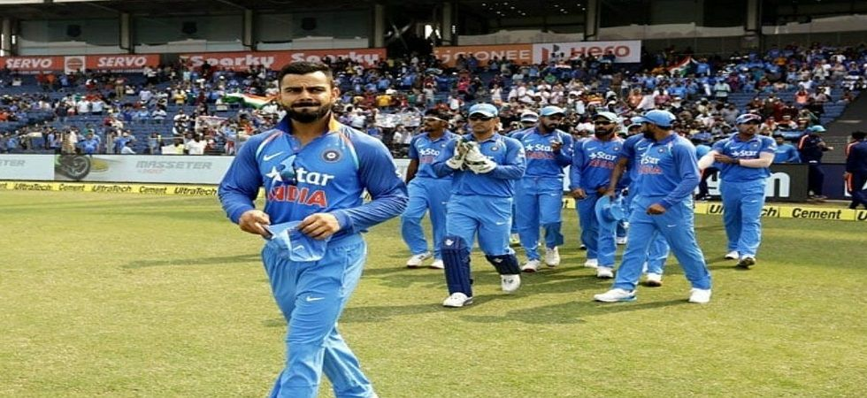 India aim to maintain top spot in ICC Test rankings (Photo- Twitter/@TeamVirat)