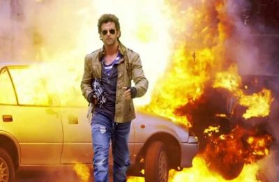 Netizens celebrate fourth anniversary of Hrithik's 'Bang Bang' with a bang!