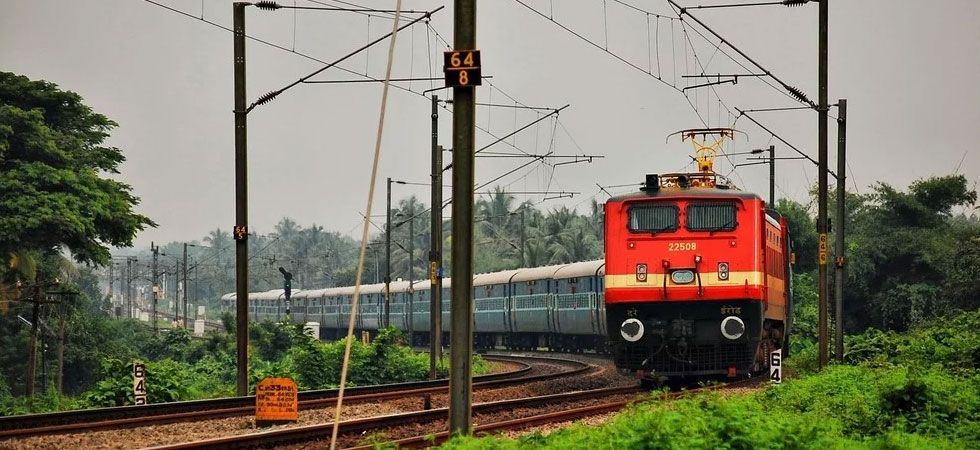 To celebrate Gandhi Jayanti, Indian Railways plants 13,00,000 trees over 1,300 km of its network(File Photo)