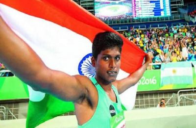 Thangvellu Mariyappan named India's flag-bearer for Asian Para Games