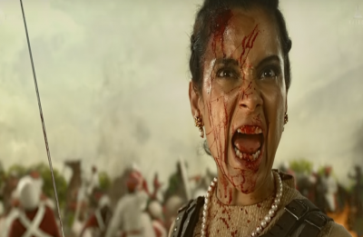 Manikarnika teaser is out today! Kangana Ranaut looks like a ferocious warrior queen