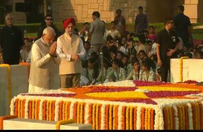 Gandhi Jayanti: Sanitation, renewable energy focus of PM Modi's programmes