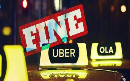 Did Ola and Uber driver cancel your last ride? Will be fined