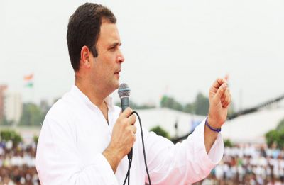 Kisan Padyatra: Rahul Gandhi accuses BJP of 'brutally beating up' on non-violence day