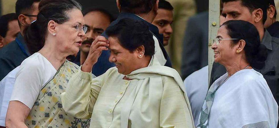 Mayawati dumps 'arrogant' Congress, decides to go solo in Rajasthan, Madhya Pradesh elections (PTI Photo)