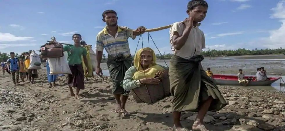 New plea in SC seeking restraint on Govt from deporting 7 Rohingyas (File Photo)