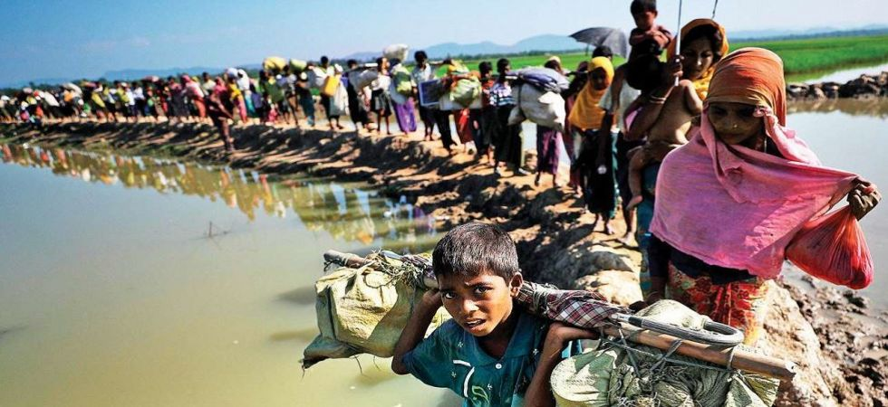 UN voices concern over India's plan to deport Rohingyas (File Photo)