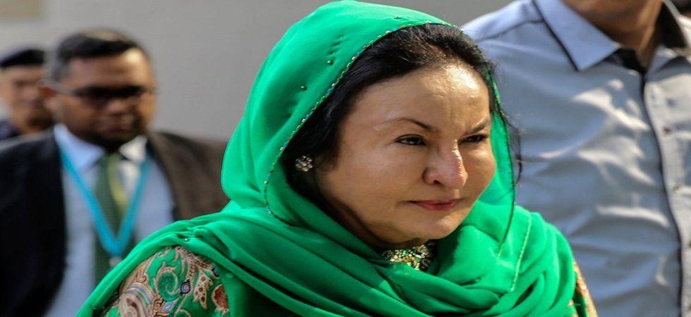 Rosmah Mansor, wife of former Malaysian PM Najib Razak (Photo- Twitter/@GEanalyst)