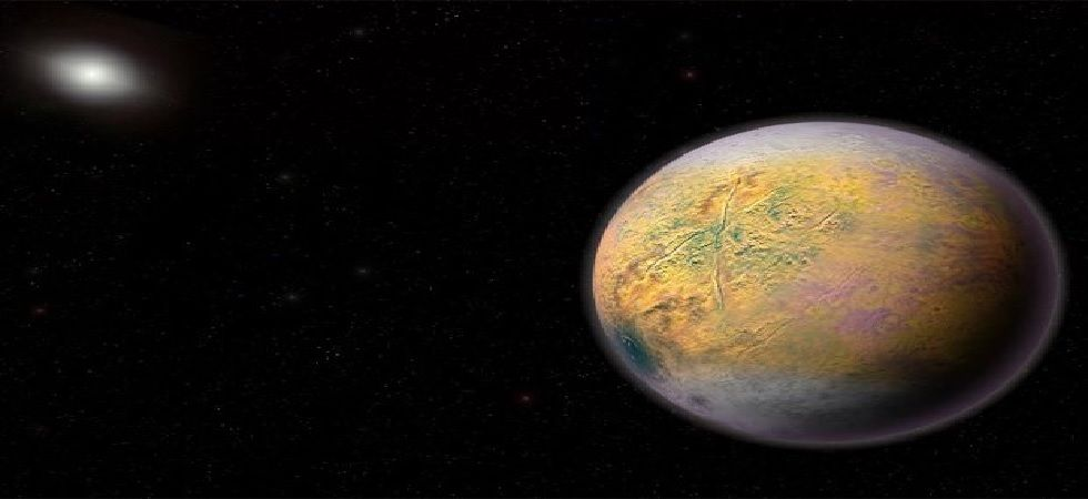 The Goblin: Newly discovered dwarf planet hints at expansion of solar system (Image: Twitter)