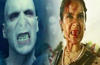 Kangana Ranaut's Manikarnika becomes a troll fodder after Anushka Sharma's crying face!